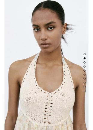 Плаття zara нова колекція,сукня zara ,сарафан zara3 фото