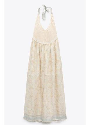 Плаття zara нова колекція,сукня zara ,сарафан zara8 фото