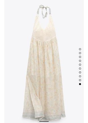 Плаття zara нова колекція,сукня zara ,сарафан zara10 фото