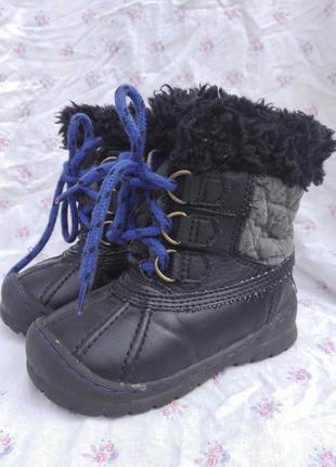 Ботинки сапоги термо thinsulate