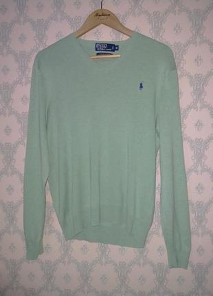 Мужской пуловер от ralph lauren