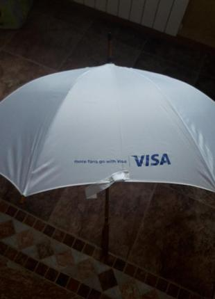 Visa зонт