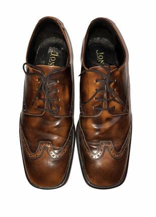 Мужские туфли , италия