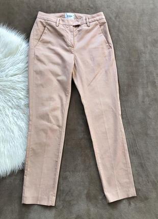 Женские стильные штаны брюки чинос dondup италия