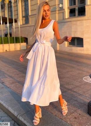 Нереально красивое летнее воздушное платье сарафан