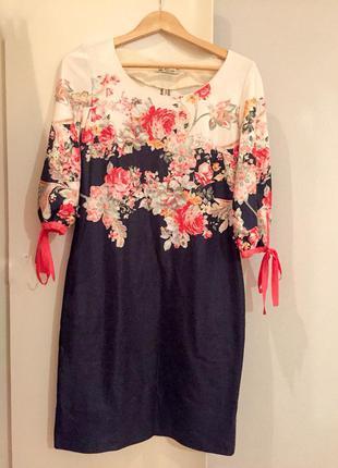 Красивое платье бренда iren klairie.