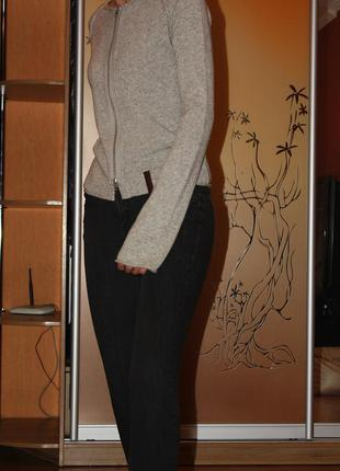 Свитер из натуральной шерсти от rocky girls casual wear