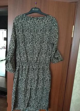 Нежное шёлковое платье2 фото