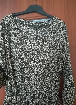 Нежное шёлковое платье3 фото