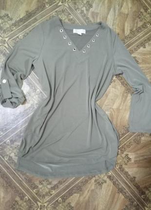 Блузка,рубашка, блузка длинная, блузка трансформер