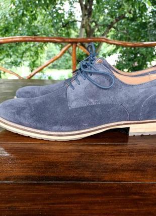 Intrigo замшевые туфли