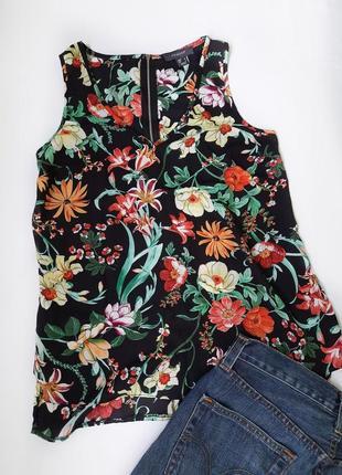 Блузка с цветами primark