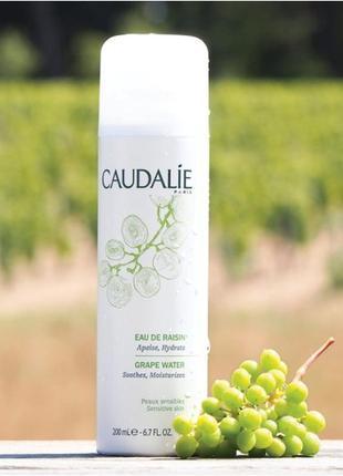 Виноградная вода-спрей для лица caudalie, 75 мл
