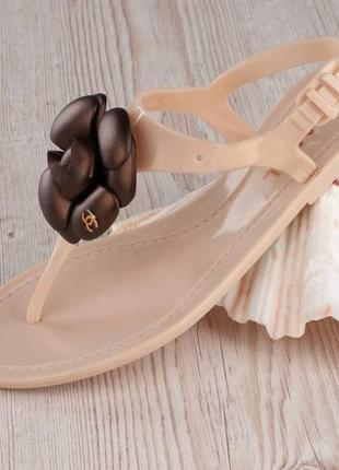 Брендовые сандалии босоножки мыльницы в стиле chanel.