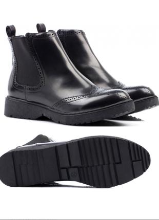 Новые трендовые димесезонные ботинки челси р.  41