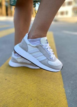 Marathon white кроссовки кросівки кросовки