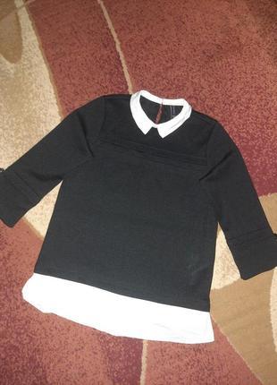 Кофта блузка рубашка блуза