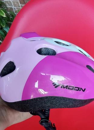 Moon велосипедный шлем
