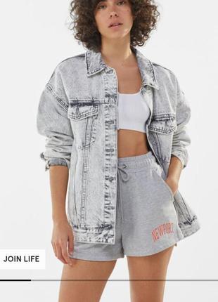 Джинсовка, джинсовая куртка, джинс варенка, джинсовка оверсайз, куртка джинсовая оверсайз длинная