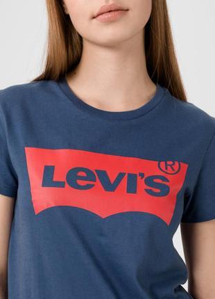 Футболка левис левайс levis
