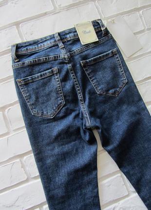 Sale!!! красивые джинсы с высокой посадкой4 фото