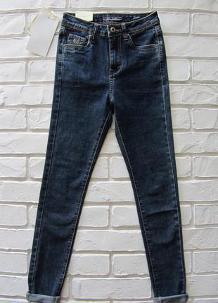 Sale!!! красивые джинсы с высокой посадкой1 фото