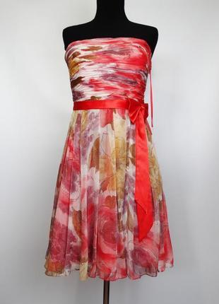 Коктейльное платье faust paris