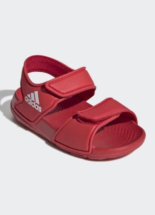 Детские босоножки adidas altaswim, 100% оригинал