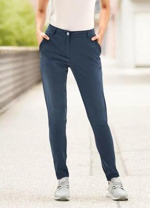 Роскошные повседневные брюки чиносы для активного отдыха