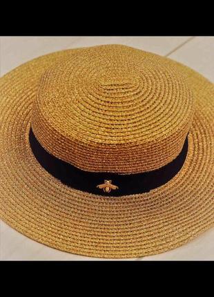 Шляпа 💣🔝💣в стиле  gucci🌴🌼🔆