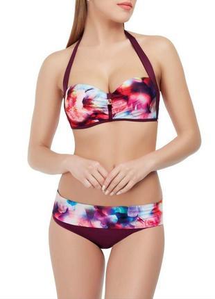 Новый женский раздельный купальник французского известного бренда mark andre, размер евро 44