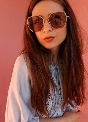 Новые женские очки с поляризацией