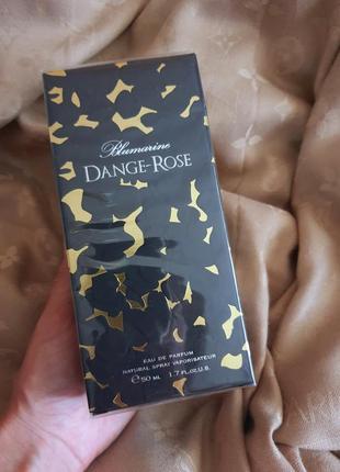 Blumarine dange-rose, 50мл, парфюмированная вода