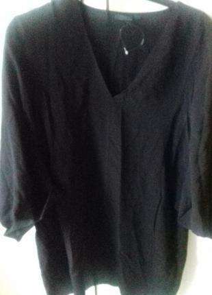 Черная рубашка от cos