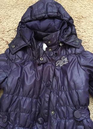 Фирменное пальто sela
