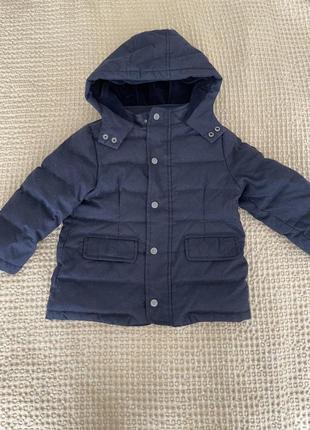 Jacadi куртка зимняя