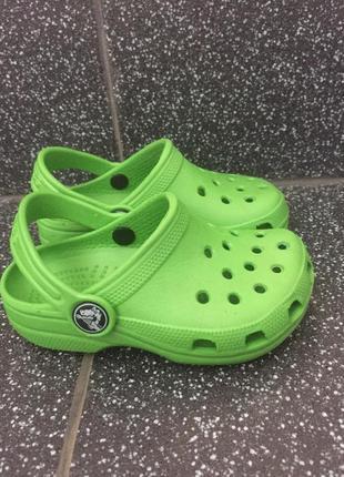 Крокси crocs c6 7