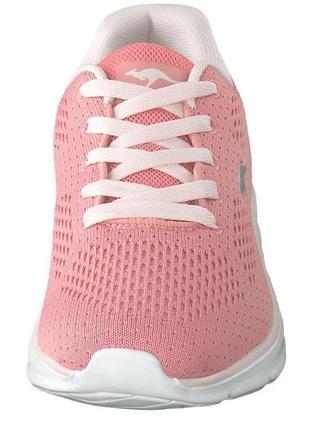 Кроссовки для девочки подростковые розовые kangaroos3 фото