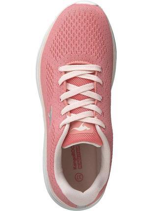 Кроссовки для девочки подростковые розовые kangaroos5 фото