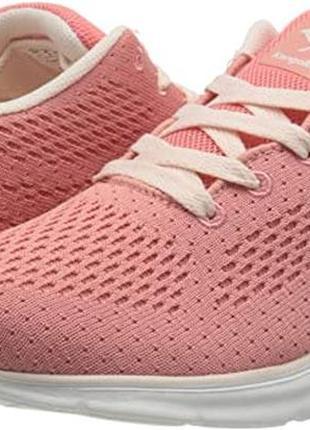Кроссовки для девочки подростковые розовые kangaroos8 фото