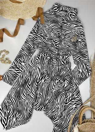 Асиметрична суегя-зебра