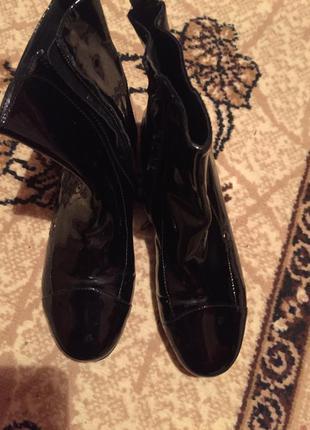 Лаковые ботиночки braska.