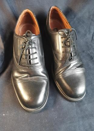 George 43 размер кожаные туфли