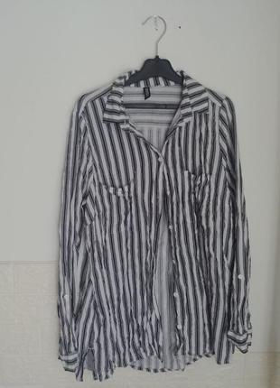 H & m  сорочка