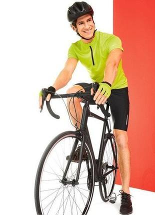 Классные мужские велосипедные шорты crivit. размер l