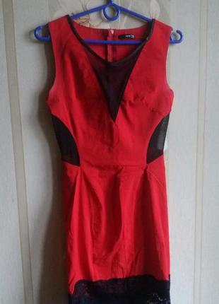 Нарядное классное платье tfnc london
