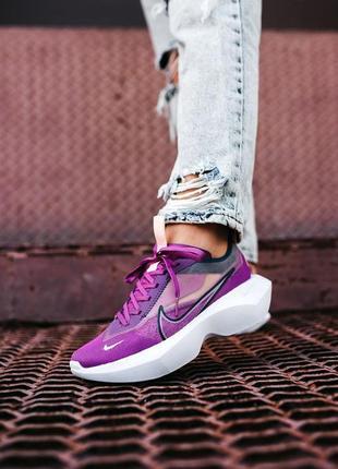 Nike vista lite purple 🍏 стильные женские кроссовки найк виста