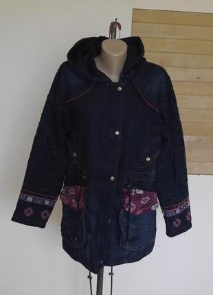 Куртка брендова 42 євро розмір desigual
