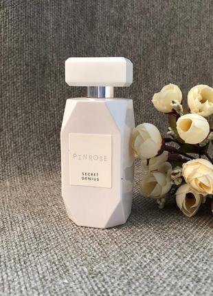 Pinrose secret genius, пв 50 мл, нишевый аромат, редкость