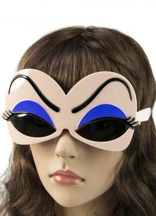 Очки злая ведьма урсула маскарадные